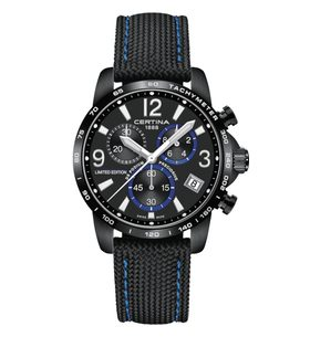 Certina DS Podium Chronograph Jeremy Seewer Limited Edition C034.417.38.057.10