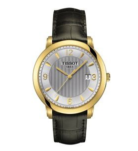 Tissot Sculpture Line 18K Gold T71.3.450.64