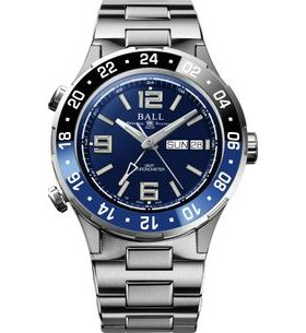 Ball Roadmaster Marine GMT COSC Limited Edition DG3030B-S1CJ-BE