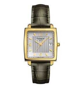 Tissot Sculpture Line 18K Gold T71.3.324.64