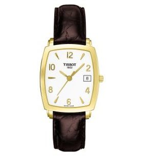 Tissot Sculpture Line 18K Gold T71.3.333.34