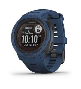 Garmin Instinct Solar Blue Optic 010-02293-01