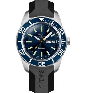 Ball Engineer Master II Skindiver Heritage COSC DM3308A-P1C-BE