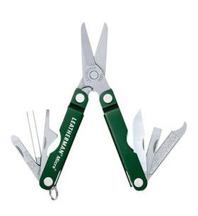 MultiTool Leatherman Micra Green