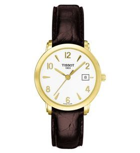 Tissot Sculpture Line 18K Gold T71.3.134.34