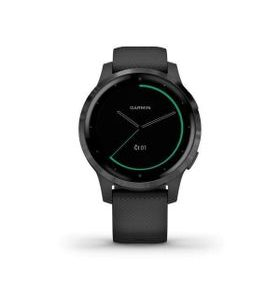 Garmin vívoactive4S Gray/Black Band 010-02172-13