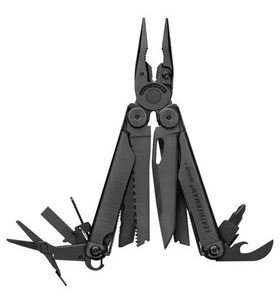 MultiTool Leatherman Wave Plus Black