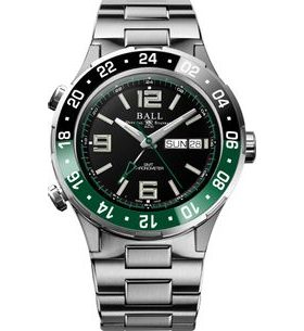 Ball Roadmaster Marine GMT COSC Limited Edition DG3030B-S2C-BK