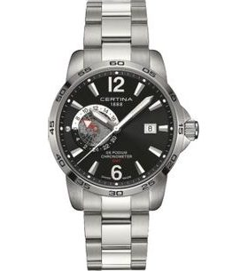 Certina DS Podium GMT C034.455.11.057.00