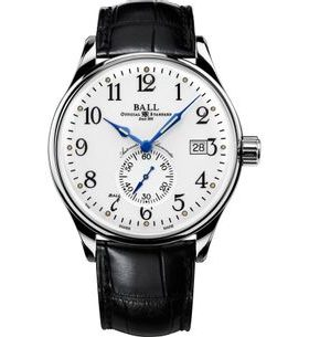 Ball Trainmaster Standard Time COSC NM3888D-LL1CJ-WH