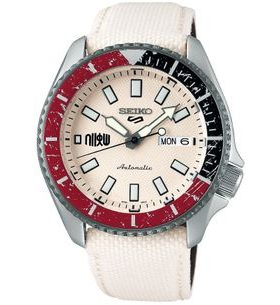 Seiko 5 Sports SRPF19K1 RYU Street Fighter Limited Edition