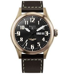 Ball Engineer III Bronze Star Limited Edition NM2186C-L2J-BK