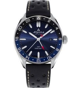 Alpina Alpiner Quartz GMT AL-247NB4E6