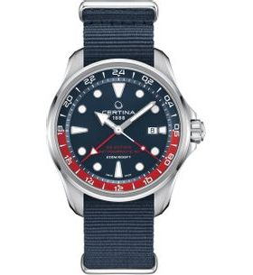 Certina DS Action GMT Powermatic 80 C032.429.18.041.00