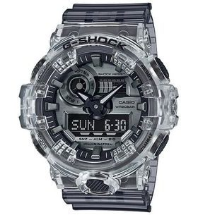 Casio G-Shock GA-700SK-1AER Clear Skeleton Series