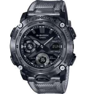 Casio G-Shock GA-2000SKE-8AER Transparent Series