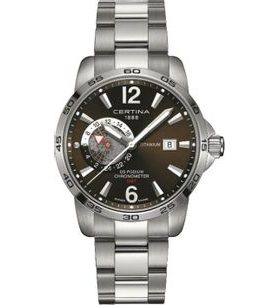 Certina DS Podium GMT C034.455.44.087.00