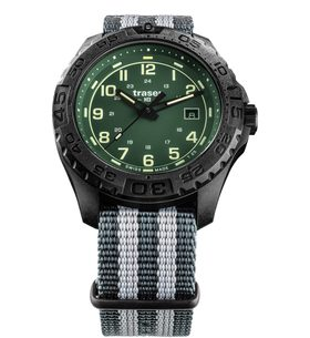 Traser P96 Outdoor Pioneer Evolution Green nato