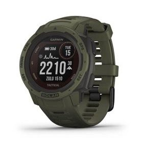 Garmin Instinct Solar Tactical Green Optic 010-02293-04