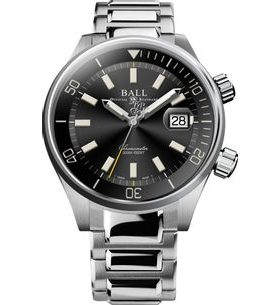 Ball Engineer Master II Diver Chronometer COSC DM2280A-S1C-BK