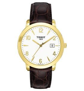 Tissot Sculpture Line 18K Gold T71.3.450.34