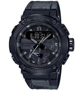 Casio G-Shock GST-B200TJ-1AER Carbon Core Guard Tai Chi Limited Edition