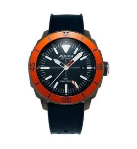 Alpina Seastrong Diver 300 GMT AL-247LNO4TV6