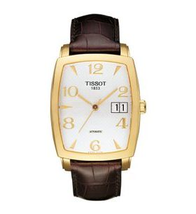 Tissot Sculpture Line 18K Gold T71.3.633.34