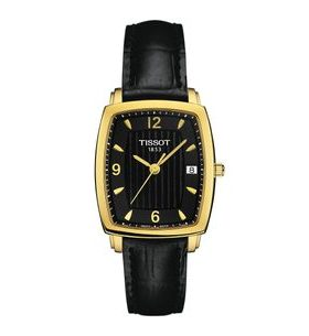 Tissot Sculpture Line 18K Gold T71.3.333.54