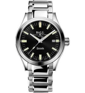 Ball Engineer M Marvelight (40mm) Manufacture COSC NM2032C-S1C-BK