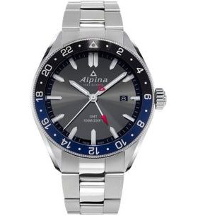 Alpina Alpiner Quartz GMT AL-247GB4E6B