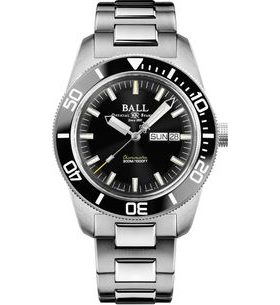 Ball Engineer Master II Skindiver Heritage COSC DM3308A-SC-BK