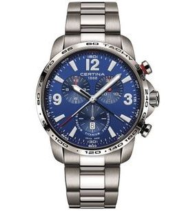 Certina DS Podium Big Size Chronograph C001.647.44.047.00