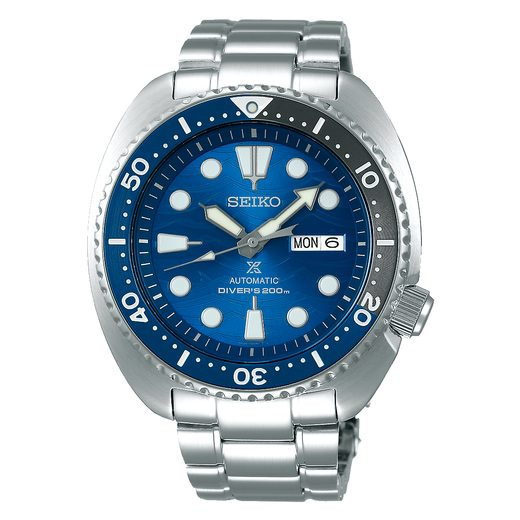 SEIKO SRPD21K1 - SPECIAL EDITION SAVE THE OCEAN