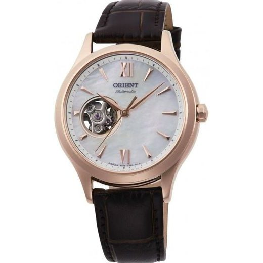 ORIENT CONTEMPORARY LADIES SEMI SKELETON RA-AG0022A