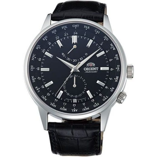 ORIENT AUTOMATIC WORLD TIME FFA06002B