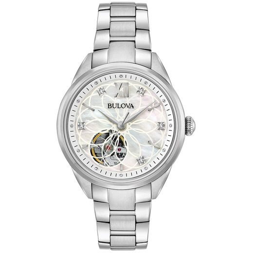 BULOVA SUTTON DIAMOND AUTOMATIC 96P181