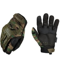 Taktické rukavice Mechanix Wear M-Pact Woodland XL