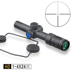 Puškohled Discovery HD 1-4x24IR