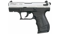 Plynová pistole Umarex Walther P22 bicolor 9mm