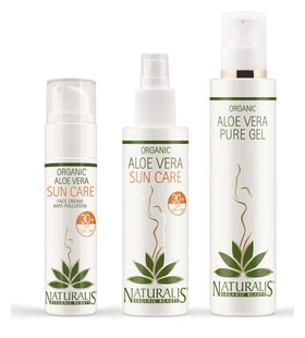 Naturalis Bio Sun Care sada