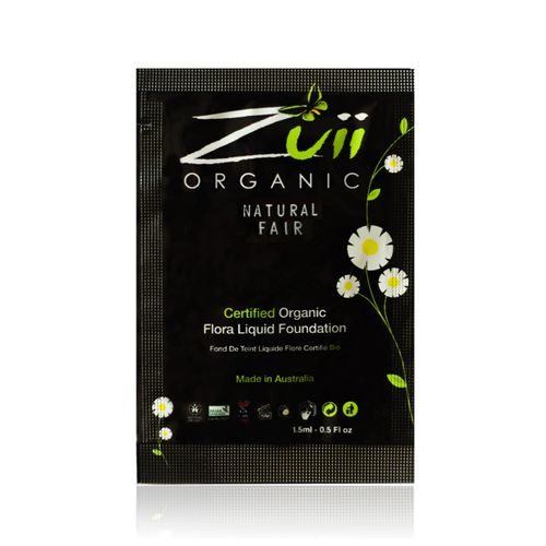ZUII Vzorek make-up Natural fair 1,5 ml