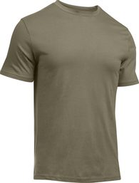 Tričko UNDER ARMOUR® Charged Cotton® - khaki