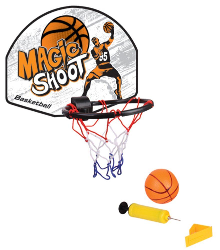 WIKY Basketbalový set 36x28 cm, Wiky, W005033