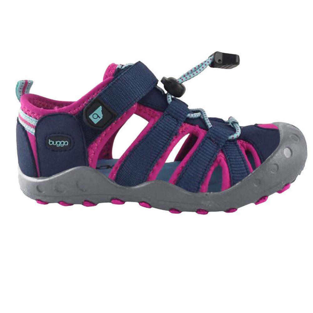 sandále športové OUTDOOR, Bugga, B00155-01, holka - 36