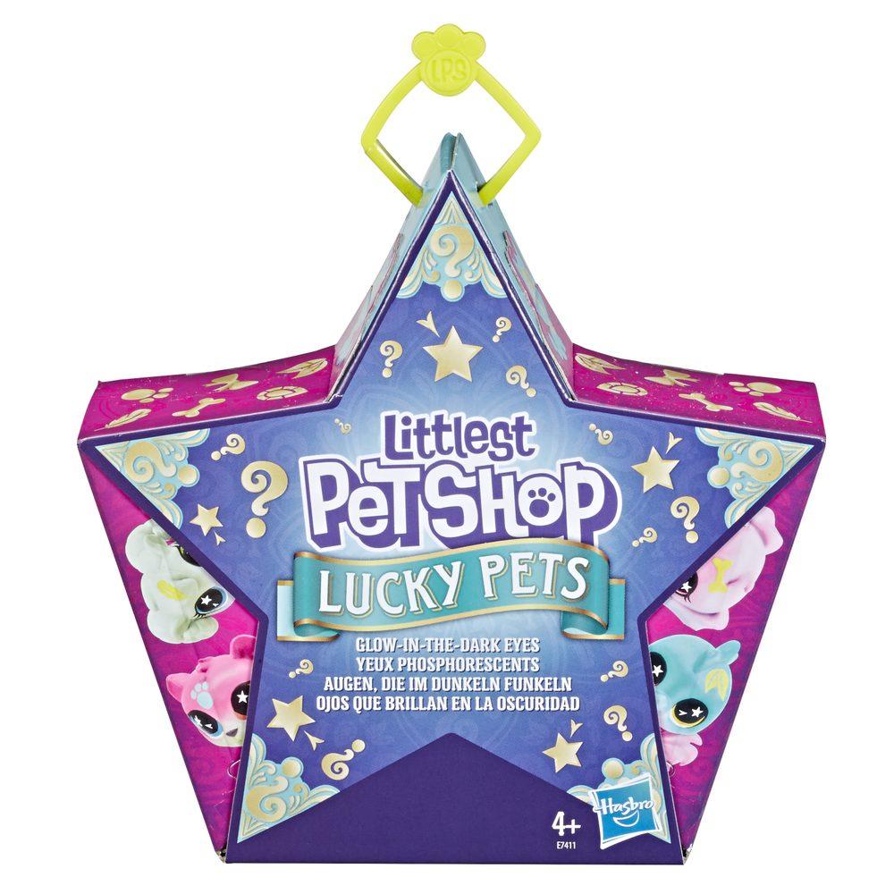 Hasbro LPS Littlest Pet Shop Balení magických zvířátek, Hasbro LPS, W001963