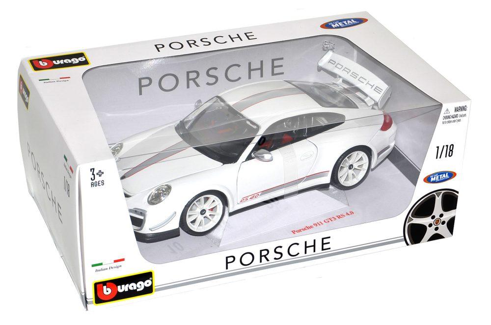 Bburago Porsche 911 GT3 RS 4.0, Bburago, W102489