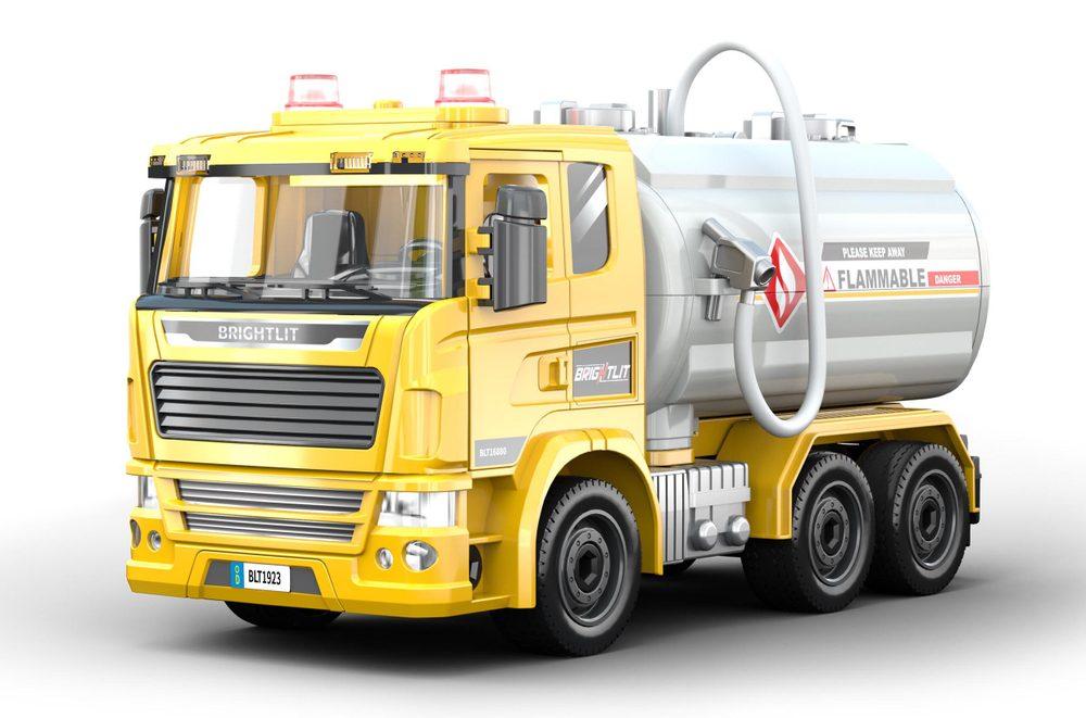 Cisterna - skladací model 32 cm, Wiky Vehicles, W008877