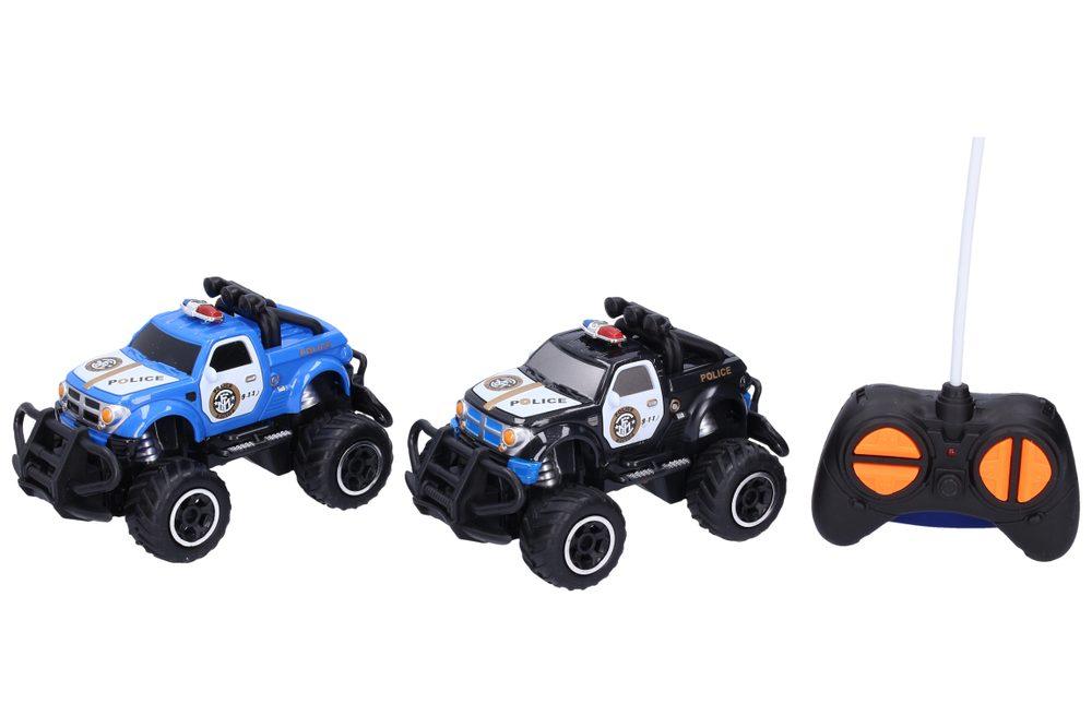 Wiky RC Auto policejní 14 cm, RC, Wiky RC, W111271