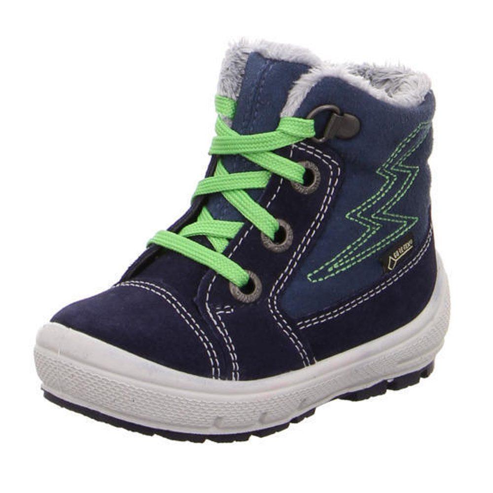 detské zimné topánky GROOVY, Superfit, 3-09306-80, modrá - 21